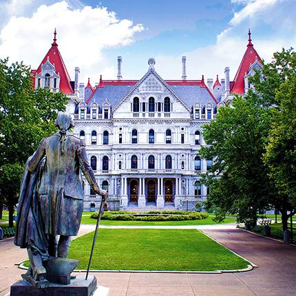 History-Albany
