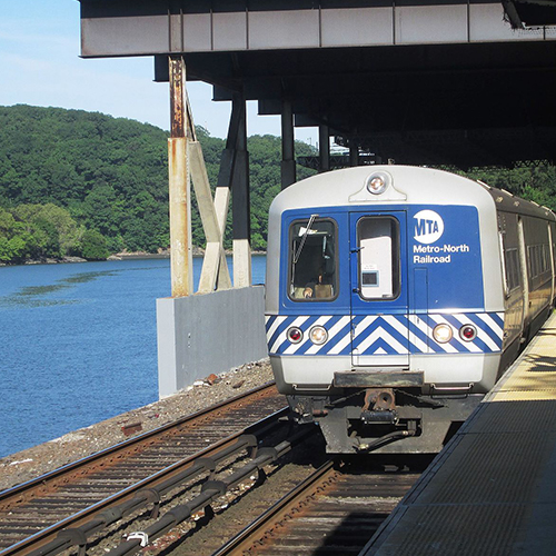 Train - metro north