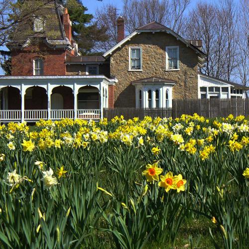 spring in hudson valley