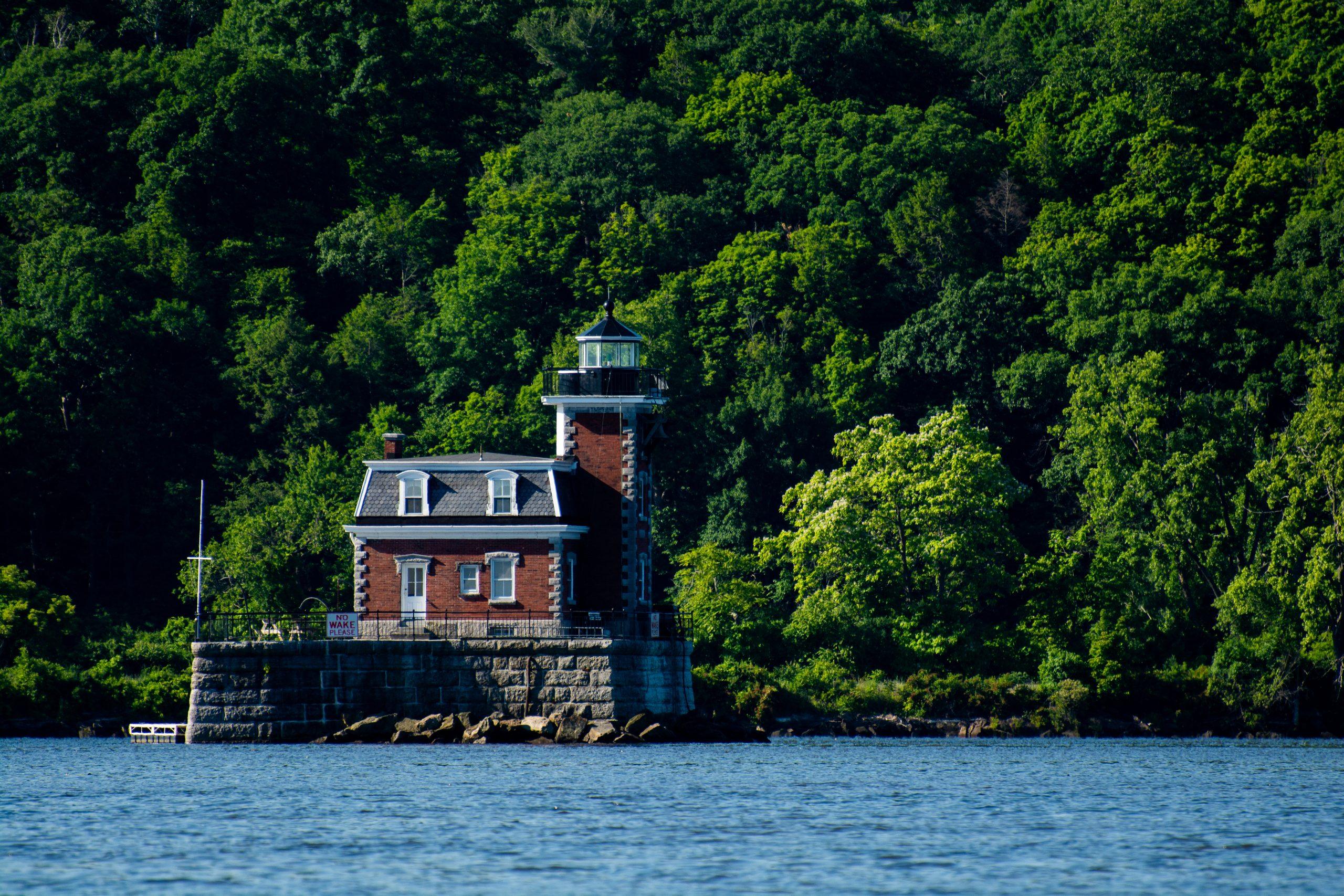 Greene Hudson Athens Lighthouse