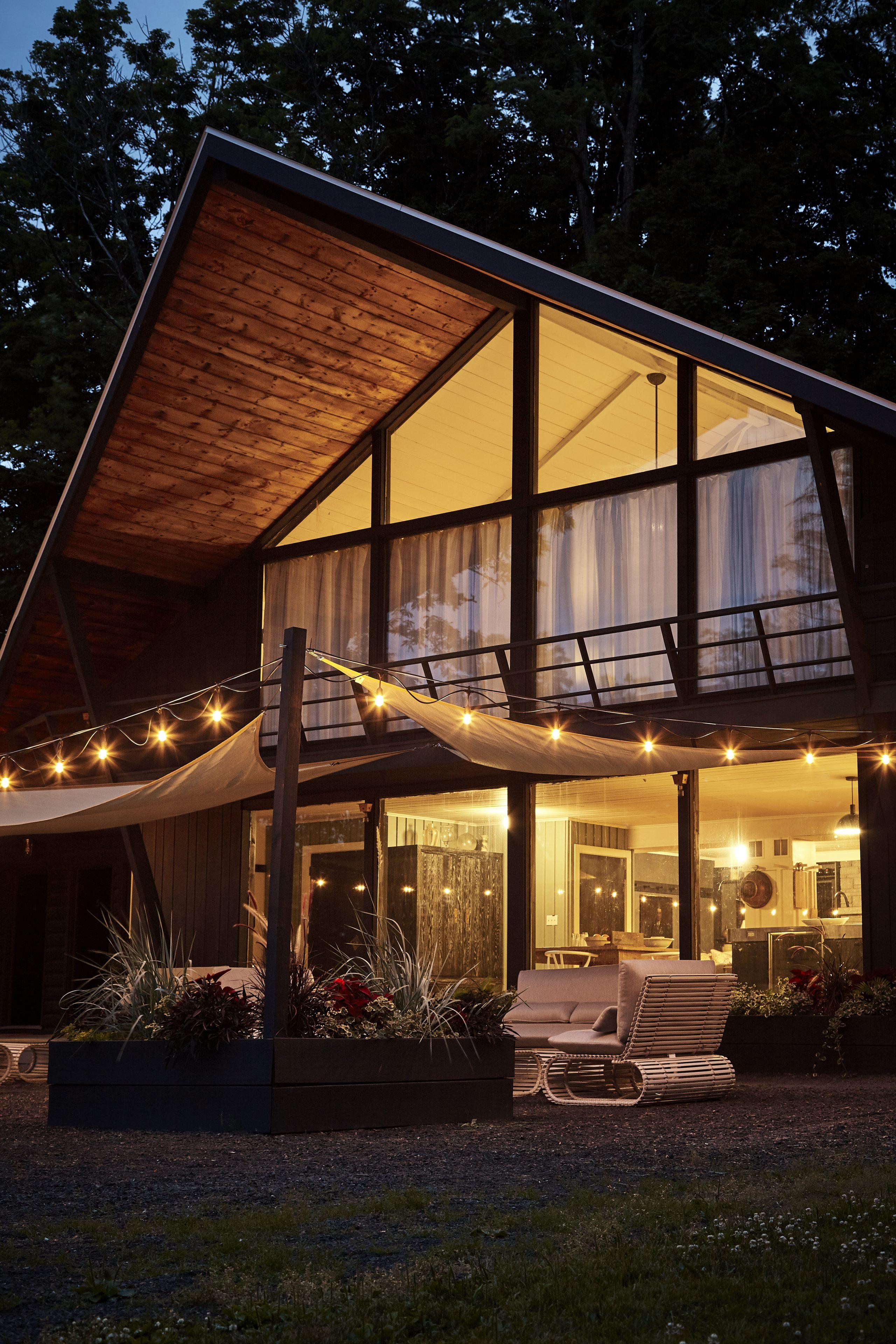 Greene WOODHOUSE lodge16)