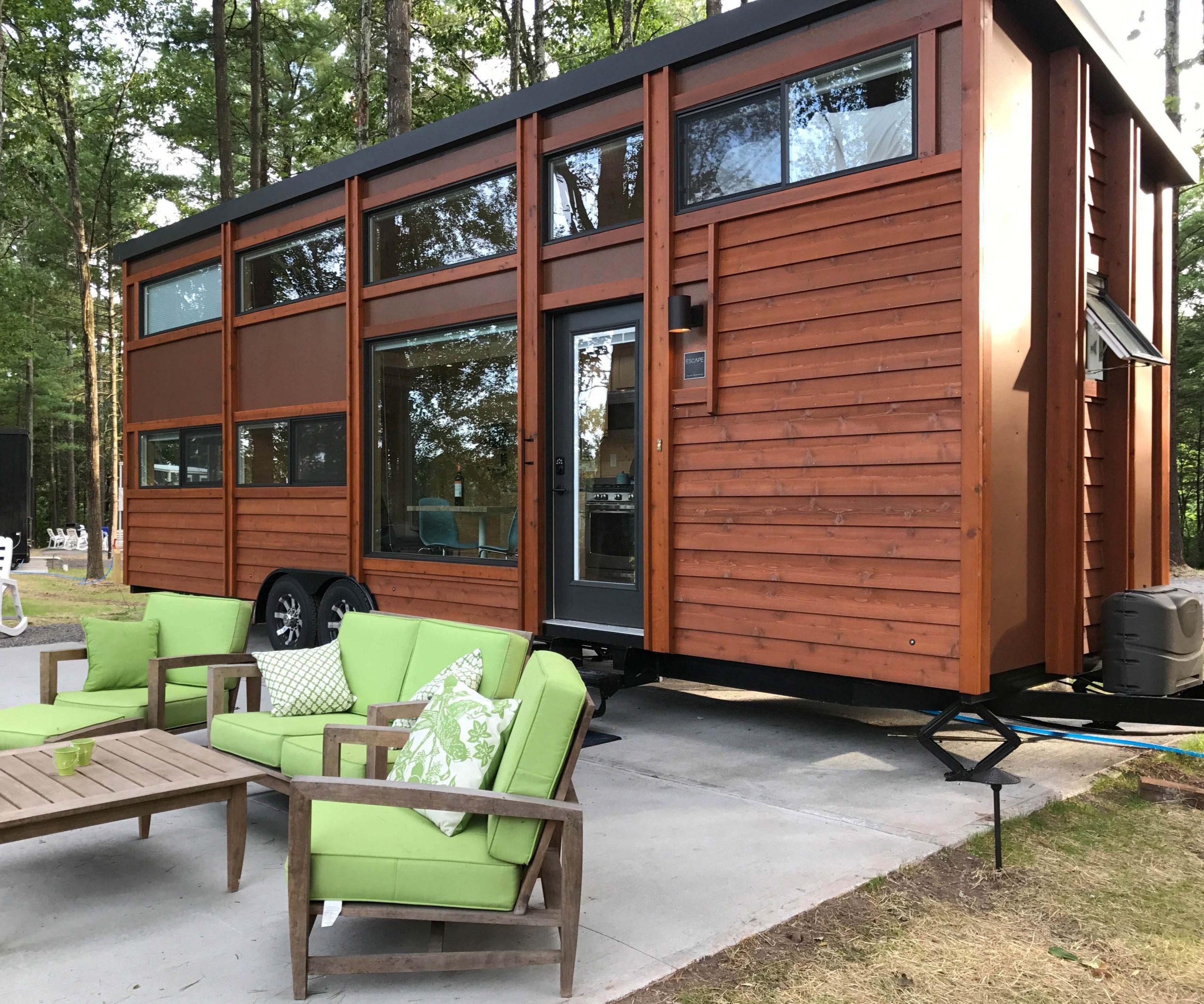 Greene A Tiny House Resort